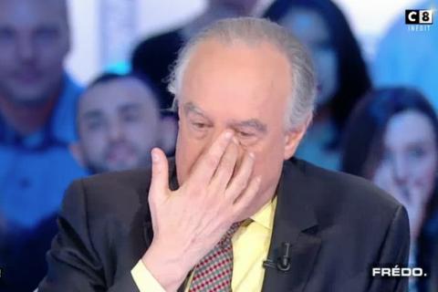 """Frédéric Mitterrand ému en évoquant le suicide de Dalida : """"J'aurais pu..."""""""