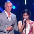 """Aliénette   - Finale de """"La France a un incroyable talent"""" 2016 sur M6. Le 13 décembre 2016."""