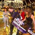 "Antonio remporte la finale de ""La France a un incroyable talent"" 2016 sur M6. Le 13 décembre 2016."