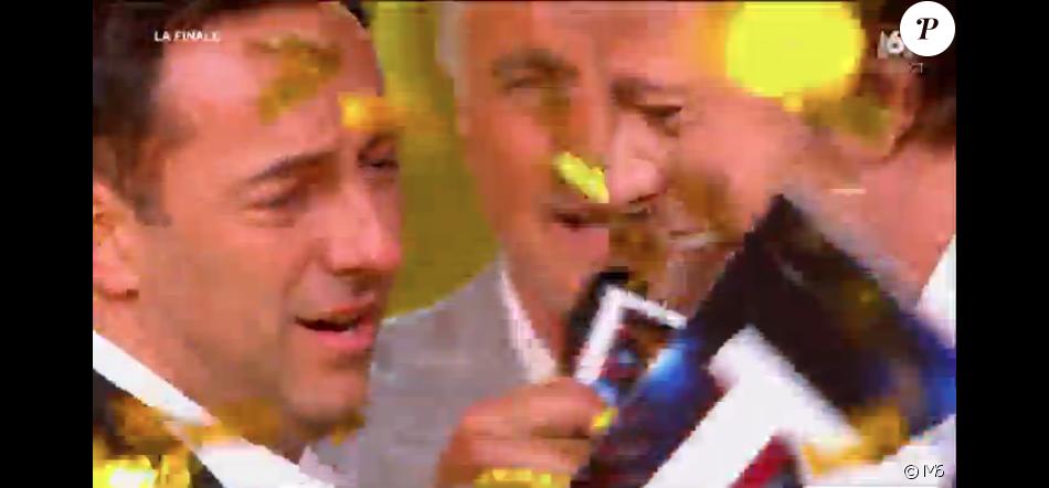 """Antonio remporte la finale de """"La France a un incroyable talent"""" 2016 sur M6. Le 13 décembre 2016."""
