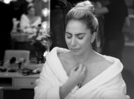 "Lady Gaga en larmes : La popstar s'effondre dans le clip de ""Million Reasons"""