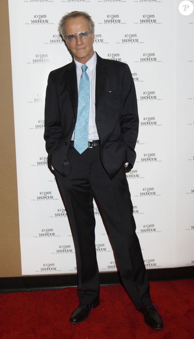 Christopher Lambert à l'avant-première de '10 Days In A Madhouse' à New York, le 11 novembre 2015