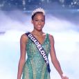 Miss Guadeloupe 2016 : Morgane Thérésine -  Les 12 demi-finalistes du concours Miss France 2017. Sur TF1, le 17 décembre 2016.