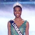 Miss Lorraine 2016 : Justine Kamara -  Les 12 demi-finalistes du concours Miss France 2017. Sur TF1, le 17 décembre 2016.