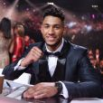 Tony Yoka -  Le jury de Miss France 2017. TF1, 17 décembre 2016.