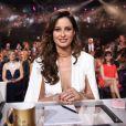 Malika Ménard - Le jury de Miss France 2017. TF1, 17 décembre 2016.