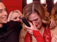 DALS 7 : Camille Lou bouleversée, en larmes, après la déclaration de son chéri