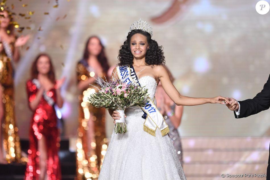 Découvrez la nouvelle Miss France au naturel — Alicia Aylies