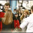 La princesse Marie et le prince Joachim de Danemark se montrent enfin... pour faire leurs achats de Noël !