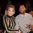 Khloe Kardashian et Tristan Thompson au club LIV à Miami, le 18 septembre 2016