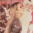 Khloé Kardashian fête Noël en famille, le 24 décembre 2016.