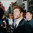 George Michael en 1993 à Paris