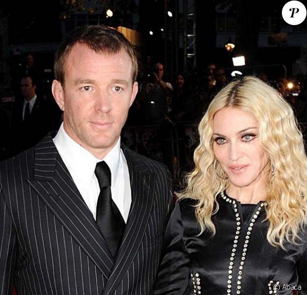 Guy Ritchie et Madonna