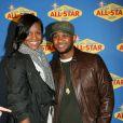 Usher et Tameka