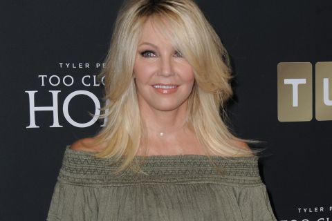 Heather Locklear en rehab : Alcool, médicaments & dépression... La star replonge