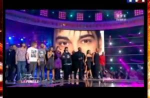 VIDEO Star Ac : Tous les Star Academyciens rendent hommage à Grégory Lemarchal...