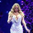 Mariah Carey en concert au Beacon Theater à New York, le 8 décembre 2016. © Sonia Moskowitz/Globe Photos via Zuma Press/Bestimage