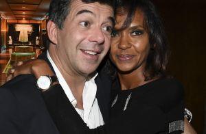 Stéphane Plaza et Karine Le Marchand :