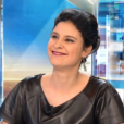 """""""La journaliste Apolline de Malherbe sur BFMTV."""""""