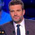 """Hervé Mathoux en interview téléphonique avec Pierre Ménès dans le """"Canal Football Club"""", sur Canal +, le 8 janvier 2017."""