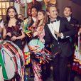 """""""Campagne publicitaire Dolce & Gabbana, printemps-été 2017. Photo par Franco Pagetti."""""""
