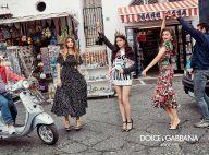 Thylane Blondeau, Gabriel-Kane Day-Lewis... : Égéries amusées de Dolce & Gabbana