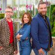 """"""" Gilles Pavan, Elsa Fayer,  Djordje Varda - """"C'est le bouquet"""", à partir du 28 janvier 2017 sur TF1  """""""