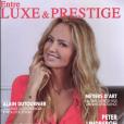 Retrouvez l'intégralité de l'interview d'Adriana Karembeu dans le magazine Entre Luxe & Prestige, en kiosques au mois de janvier 2017