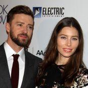 Justin Timberlake : Dandy stylé, il apporte son soutien à sa chérie Jessica Biel