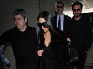 Kim Kardashian à Dubaï : Sécurité maximale, piercing et profil bas à l'aéroport