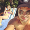 Billie Lourd : La fille de Carrie Fisher roucoule en bikini avec Taylor Lautner