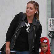 """Sarah Michelle Gellar : Hospitalisé, son fils Rocky """"ne pouvait pas respirer"""""""