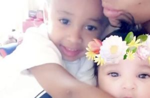 Blac Chyna : Maman comblée, King Cairo veille sur sa petite soeur Dream