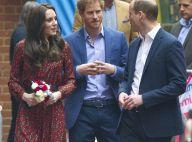 """Kate Middleton, """"comme une mère pour le prince Harry"""", a rencontré Meghan Markle"""