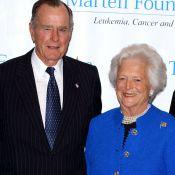 George H. W. Bush : L'ex-président en soins intensifs, son épouse hospitalisée