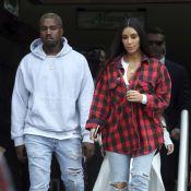 """Kim Kardashian et Kanye West dans la tourmente : """"Elle garde bon espoir..."""""""