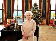 PHOTOS : La reine Elizabeth a bien préparé son message de Noël... toujours aussi coincée hein !