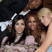 Kim Kardashian : Quand elle sortait avec Nick Cannon, sous l'oeil de Kanye West
