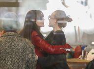 Quand Vanessa Paradis, sa fille Lily-Rose et Monica Bellucci voyagent ensemble...