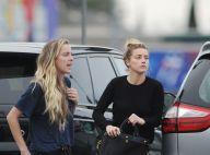 Amber Heard, divorcée, elle profite de sa nouvelle vie !