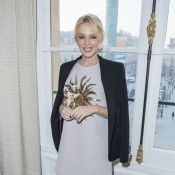 Fashion Week : Kylie Minogue et Virginie Efira fêtent la Haute Couture
