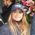 """Miroslava Duma (Mira) - Arrivées au défilé de mode """"Schiaparelli"""", collection Haute-Couture printemps-été 2017 à Paris. Le 23 janvier 2017 © CVS - Veeren / Bestimage"""