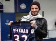 David Beckham de retour au PSG, Victoria chic et colorée à la Fashion Week