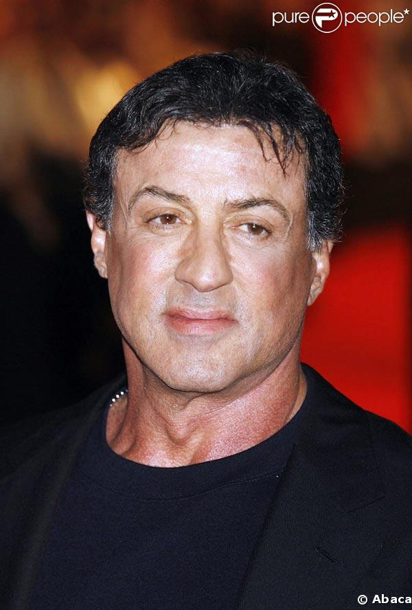 Sylvester Stallone - Wallpaper Colection