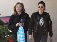 Kristen Stewart et Chloë Grace Moretz : Réunion complice pour les deux BFF