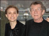 """Natalie Portman """"terriblement triste"""" : Elle venait de tourner avec John Hurt..."""