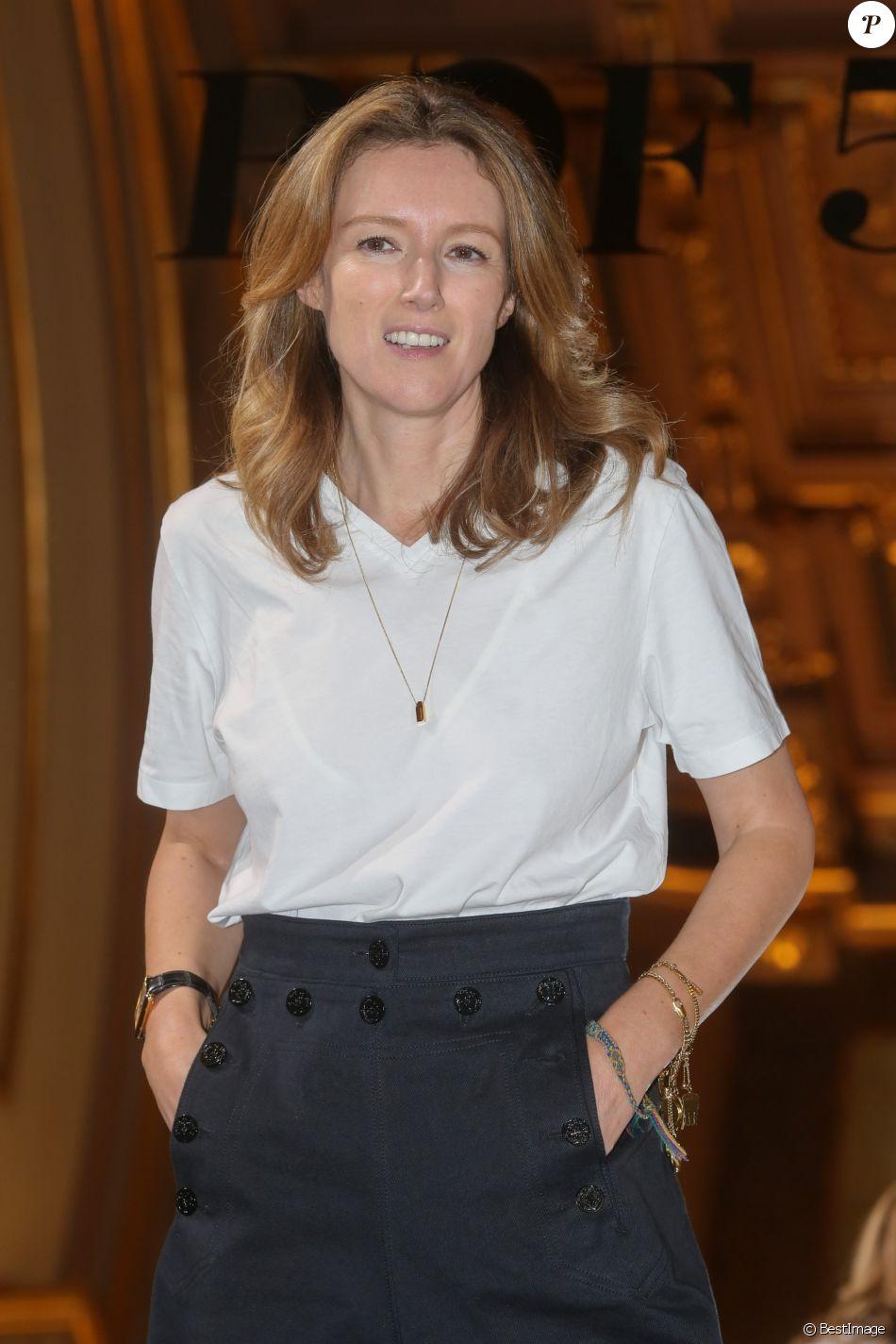 """Clare Waight Keller - Soirée """"Business of Fashion"""" (BoF500) à l'Hôtel de Ville de Paris, le 4 octobre 2016. © CVS/Veeren/Bestimage"""