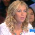 """Enora Malagré dans """"Touche pas à mon poste"""" le 30 janvier 2017 sur C8."""