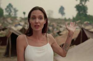 Angelina Jolie amaigrie dans les 1res images de