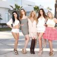 "Les candidates anonymes des ""Anges 9"", photo officielle"